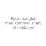 JYSK, Gardin FEMUNDEN 1x140x245cm jacq sort,  269,-