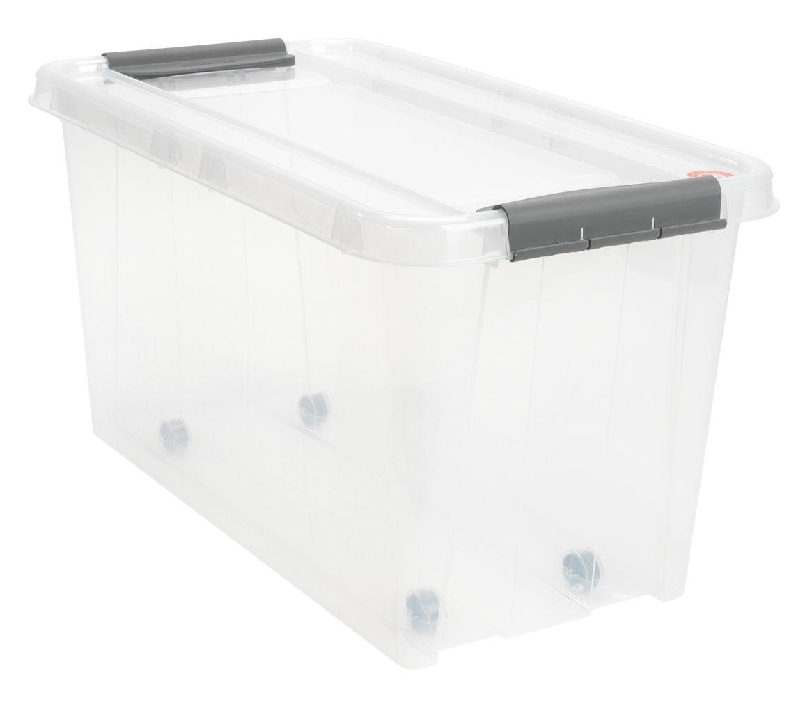 6cf1642af Úložný box PROBOX 70L s víkem | JYSK