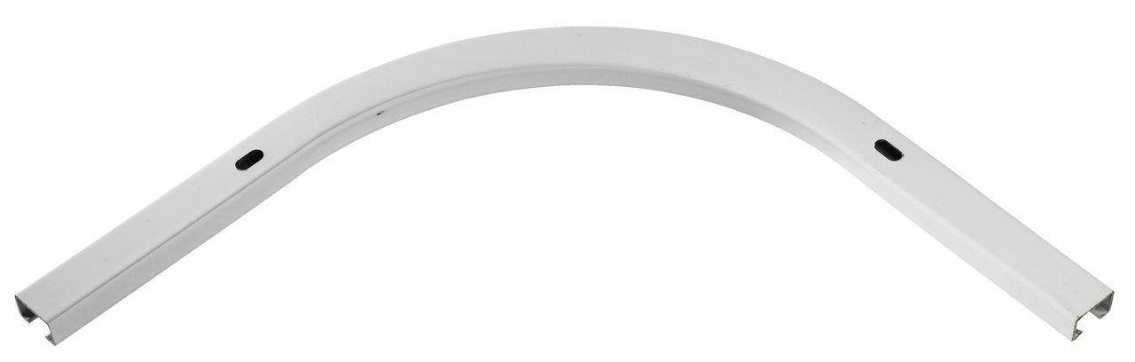 Smuk Hjørne t/gardinskinne hvid | JYSK GG-78
