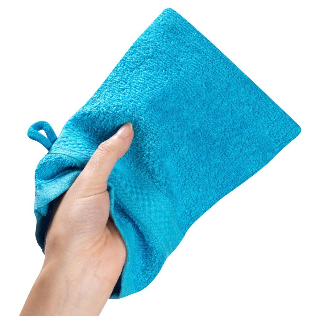 Washand uppsala turquoise jysk - Wassen handdoeken ...