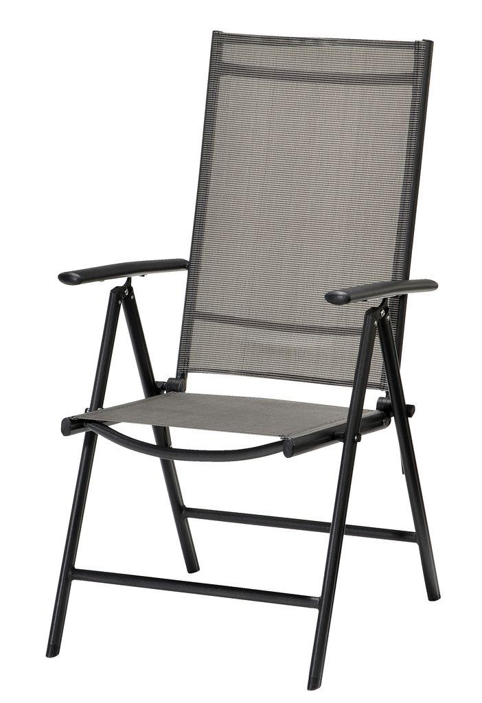 Recliner Chair Mellby Black Jysk