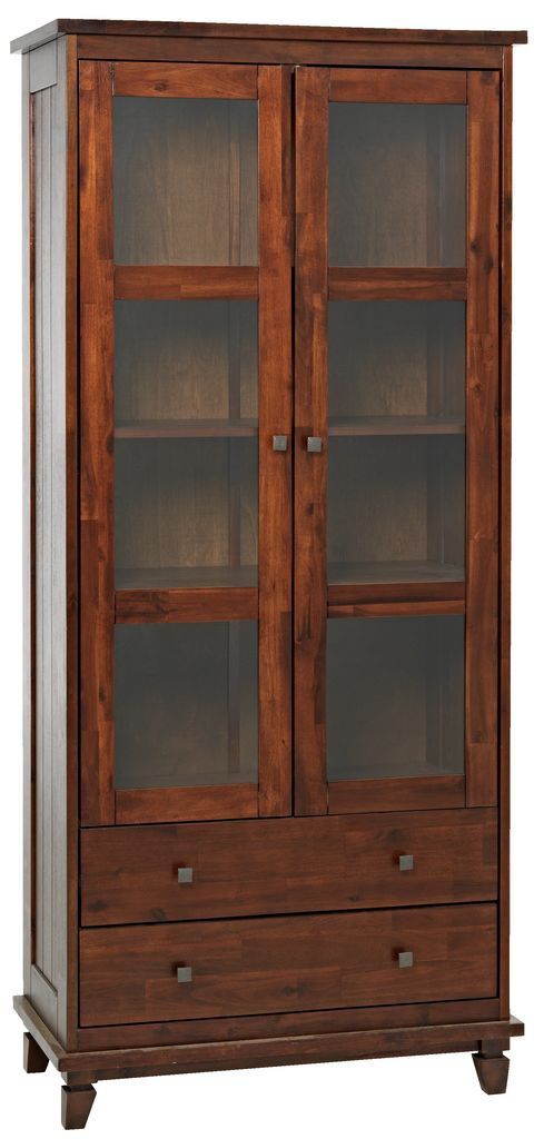 Display Cabinet Fredericia 2 Door 2 Drw