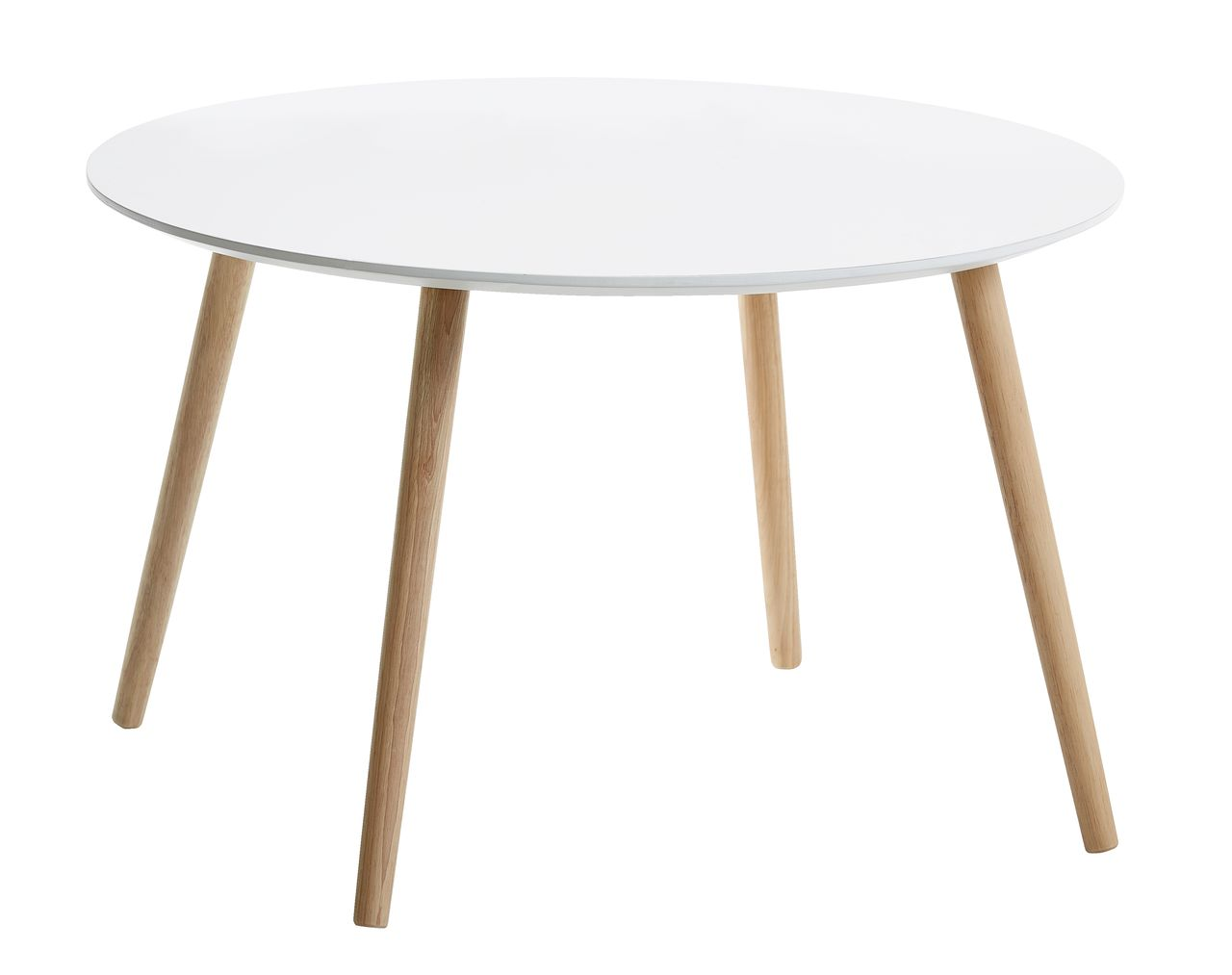 Coffee table fannerup d75 white jysk for Sofa table jysk