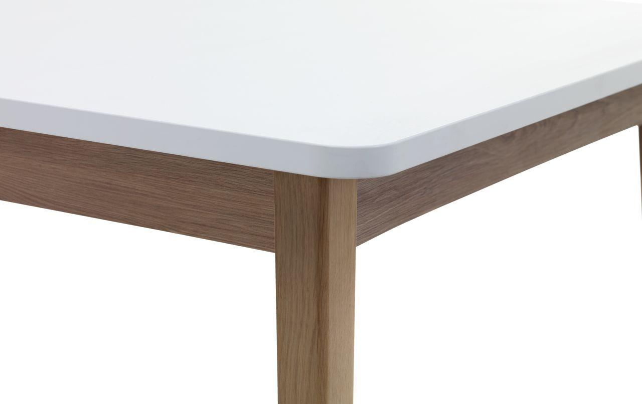 Dining Table Gammelgab 160 200 Oak White