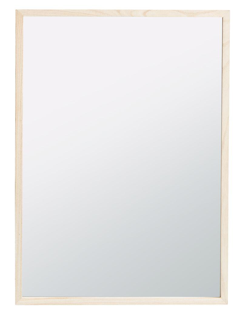 spejl Spejl OBSTRUP 40x55 natur | JYSK spejl