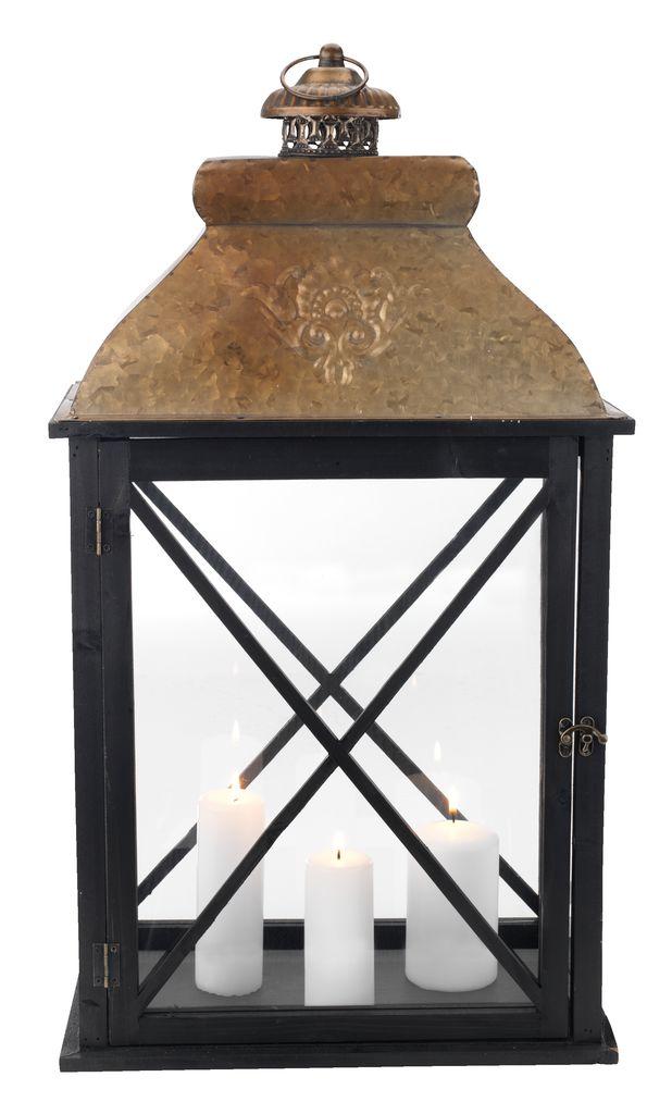 Seneste Lanterne KNOPPSVANE B23xL38xH70 kobber | JYSK JI98