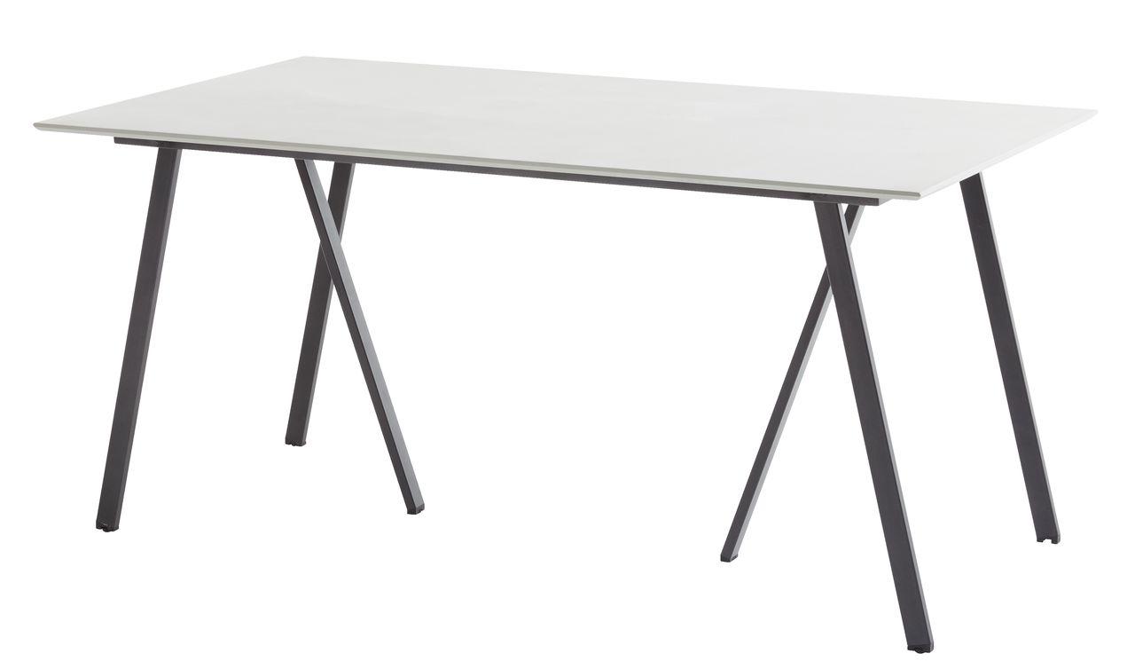 jysk bord Bord YSTAD B90xL160 grå | JYSK jysk bord