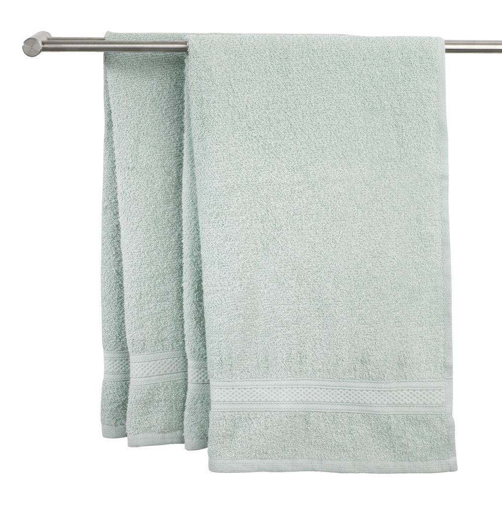 Badehåndkle UPPSALA mint JYSK