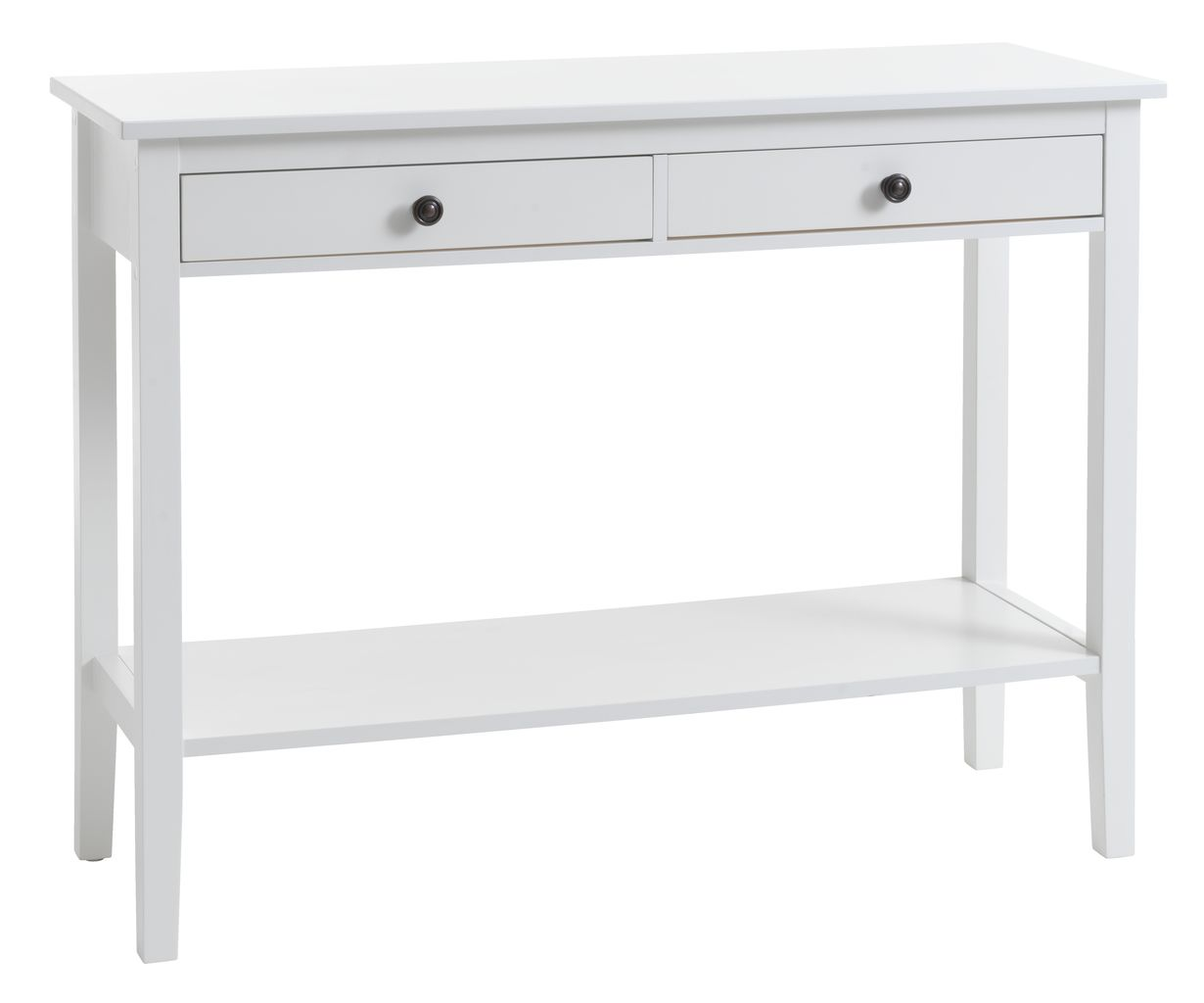 Console Table Nordby 40x110 White Jysk