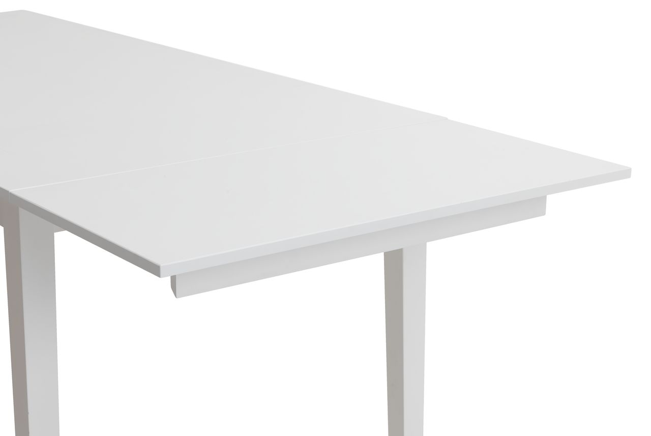 Klaff NORDBY 2 stförp 90x45 vit | JYSK