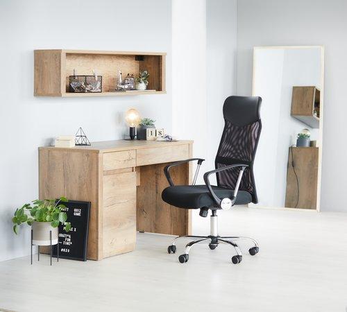 Písací stôl VEDDE 53/120 divoký dub