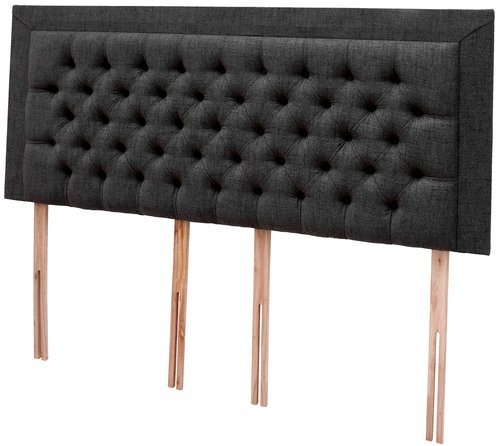 Headboard KING GOLD H20 high DREAMZONE