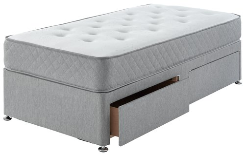 Divan Base Single BASIC D5 2 drw