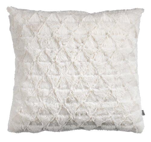 Almofada deco STENROS branco sujo