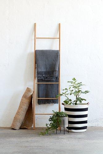 Dekorativ stege VANDSTED bambu