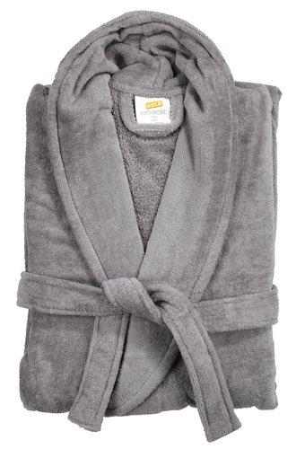 Badekåpe TIBRO L/XL grå