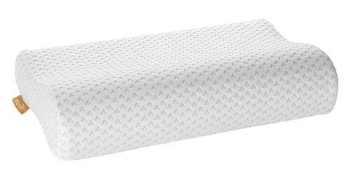 Pillow WELLPUR VOSS white 30x50x10/7