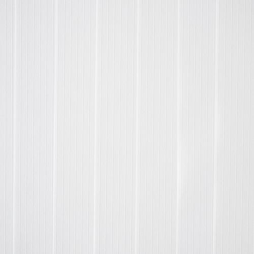 Lamellgardin ANDAMMEN 150x250 hvit