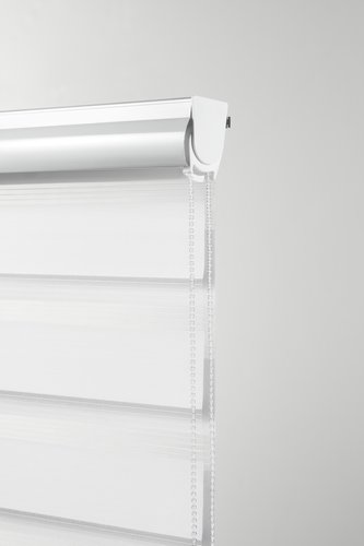 Estor doble ALSTEN 60x250 cm blanco