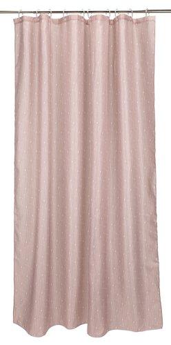 Sprchový závěs MARIEDAL 150x200 růžová