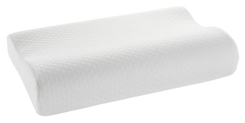 Възглавница VANSE пяна 30x47x9/7 см
