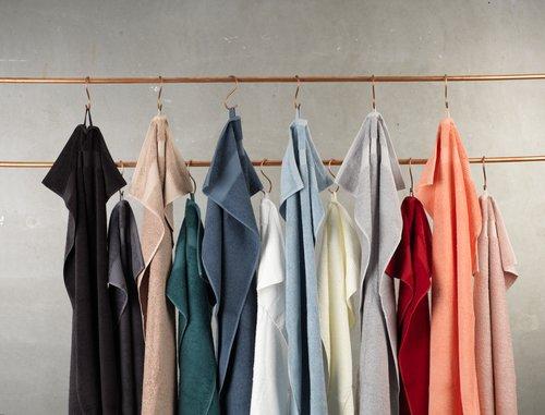 Håndklæde KARLSTAD lyserød KRONBORG