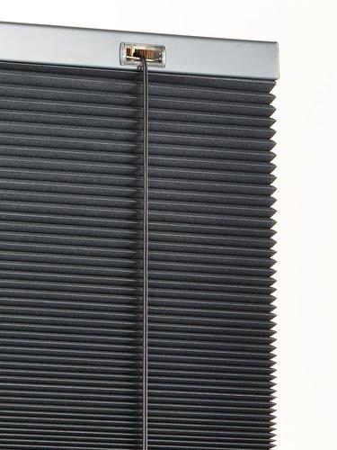Plisségardin FUR 90x210cm mørklægning