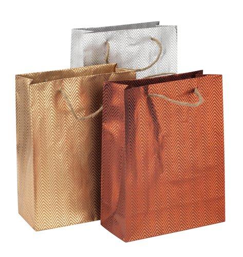 Τσάντα δώρου GILLING Π18xΜ5xΥ23cm διάφ.
