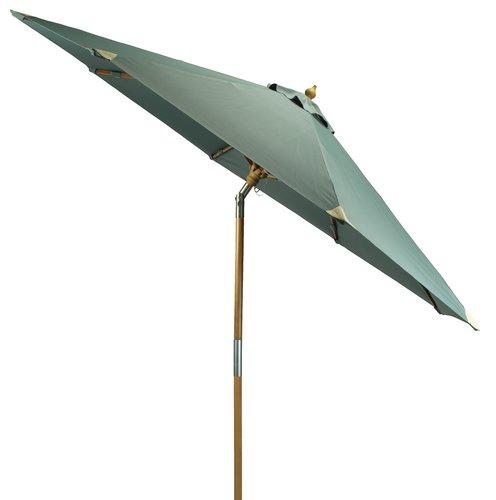 Чадър LEMVIG Ø300 см зелен