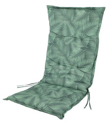 Hagepute FLENDALEN reg.bar stol grønn