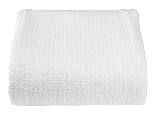Prekrivač TALL 160x220 prlj. bela