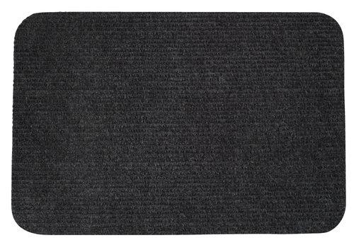 Ovimatto HAGTRON 60x80 tummanharmaa