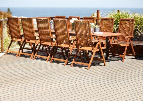 Masă YTTRUP 100x210/300 lemn esentă tare