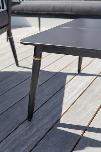 Table THISE W102xL182 black