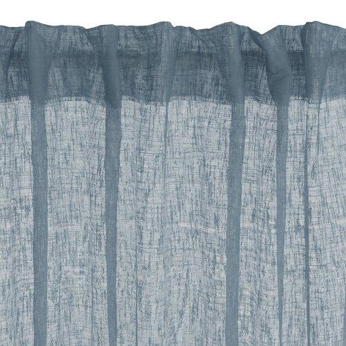 Függöny UNNEN 1x140x245 kék