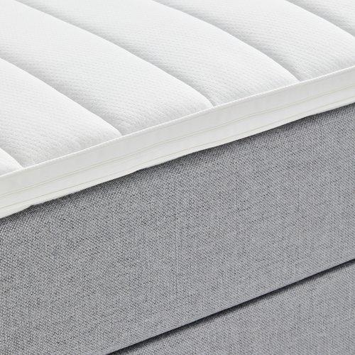 Kont. ágy 140x200 BASIC C10 szürke-23