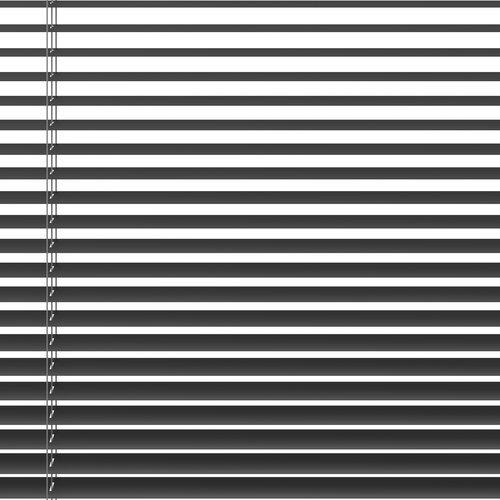 Aluminium jaloezieën BRU 110x160cm grijs