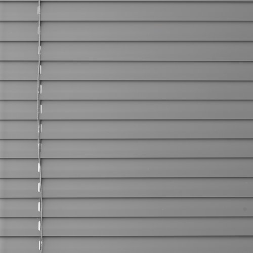 Jalousie BRU 140x160 Aluminium grau