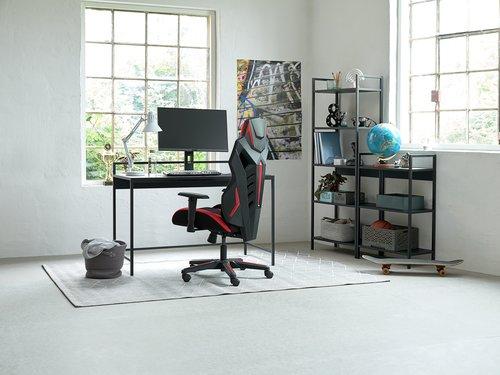 Γραφείο TISTRUP 60x120 μαύρο