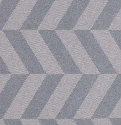 Textilvaxduk KALKLOK 135 grå
