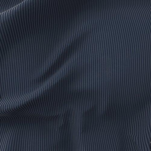 Rideau TOTAK 1x140x300cm velours côt bl