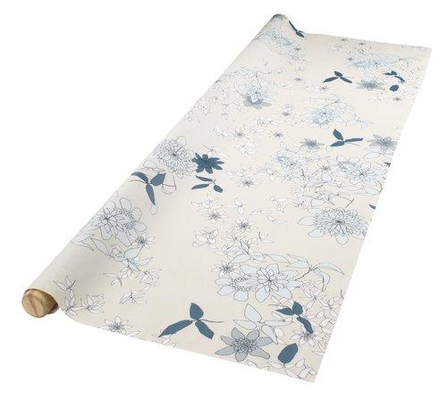 Textilvaxduk ENGFIOL 140 beige