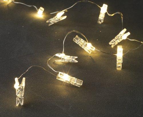 Égősor ESBEN 10 LED