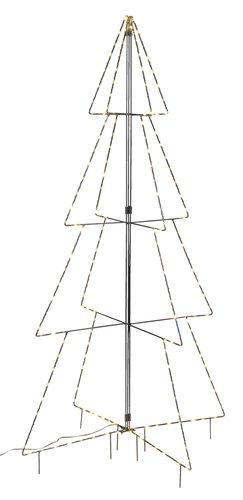 Valopuu EILAT K107cm 180 LEDillä