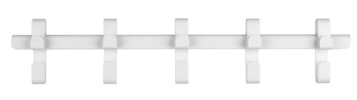 Закачалка GALSTED 5 куки бяла