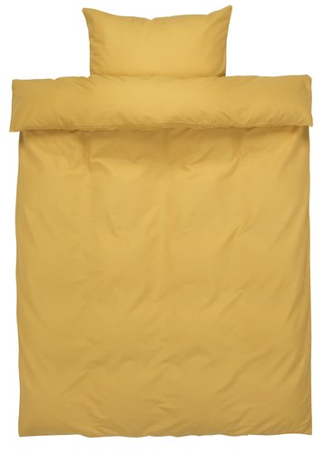 Пост.белье ELLEN 140x200 желтый