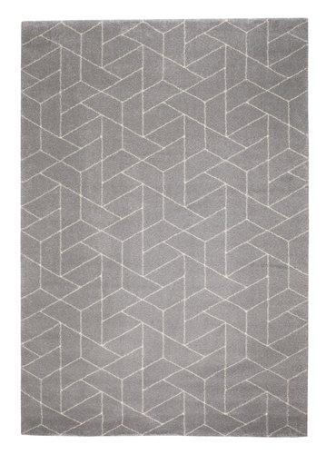 Tæppe CIKORIE 130x193 grå