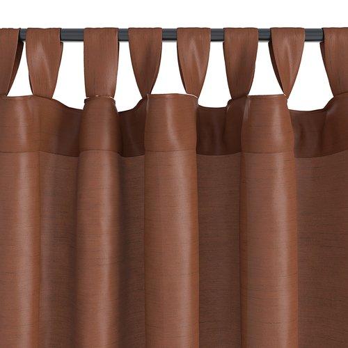 Tenda LUPIN 1x140x300 eff. seta terrac.