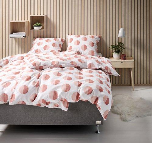 Lenjerie de pat+cearsaf EMMA 3 sferturi