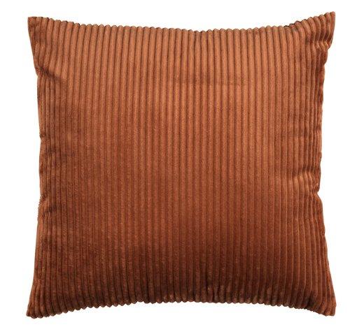 Възглавница VILLMORELL 45x45 цвят ръжда